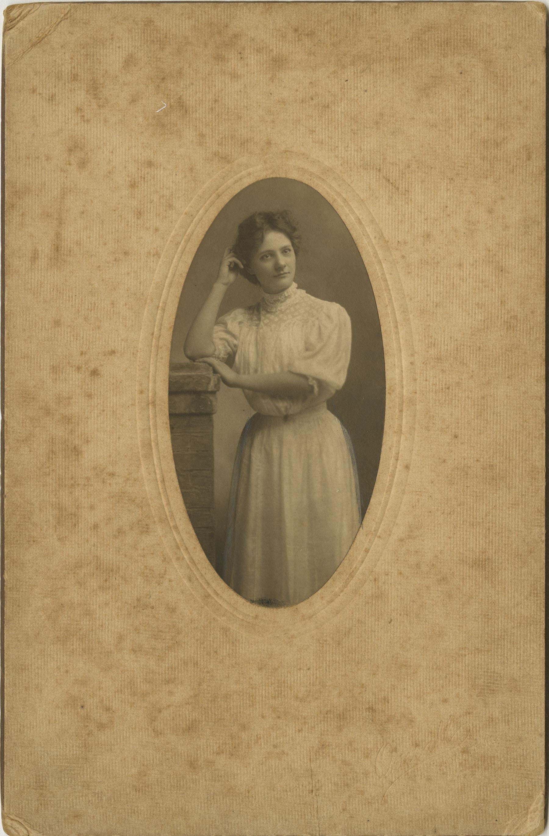 Wilhelmina McLeod Portrait