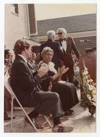 Septima P. Clark, Joseph P. Riley, and Others, Septima P. Clark Day Care Center Ceremony, May 19, 1978