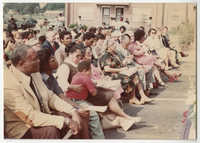 Audience, Septima P. Clark Day Care Center Ceremony, May 19, 1978