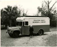 Colleton County Memorial Library Bookmobile