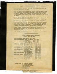 Colleton County Bookmobile Service to School 1948-1949