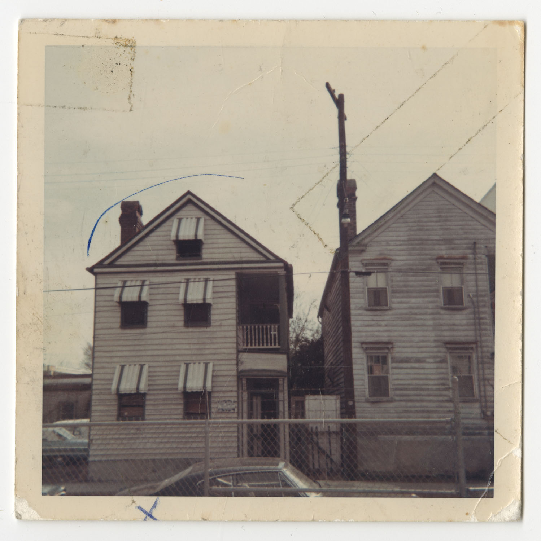 Septima P. Clark's House, 17 Henrietta Street