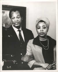 Robert Green and Dorothy Cotton