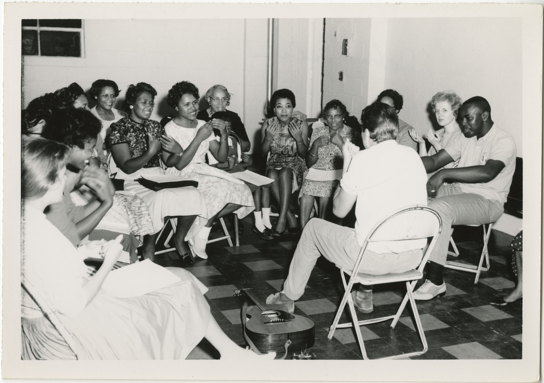 Singing Period, Johns Island, SC, 1959