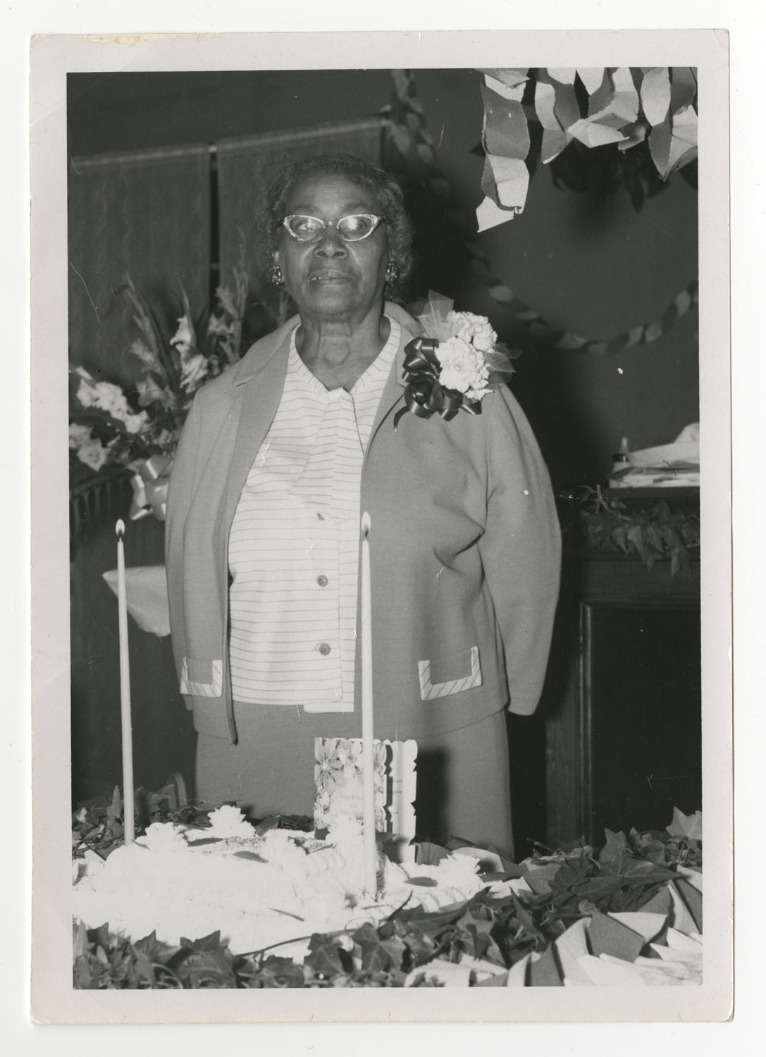 Septima P. Clark, May 3, 1970