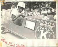 Nerie Clark III, July 23, 1967