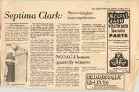 Newspaper Article, February 18, 1977