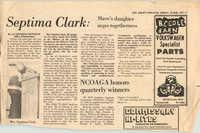 Newspaper Article, February 18, 1977