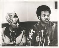 Dorothy Cotton and Jesse Jackson