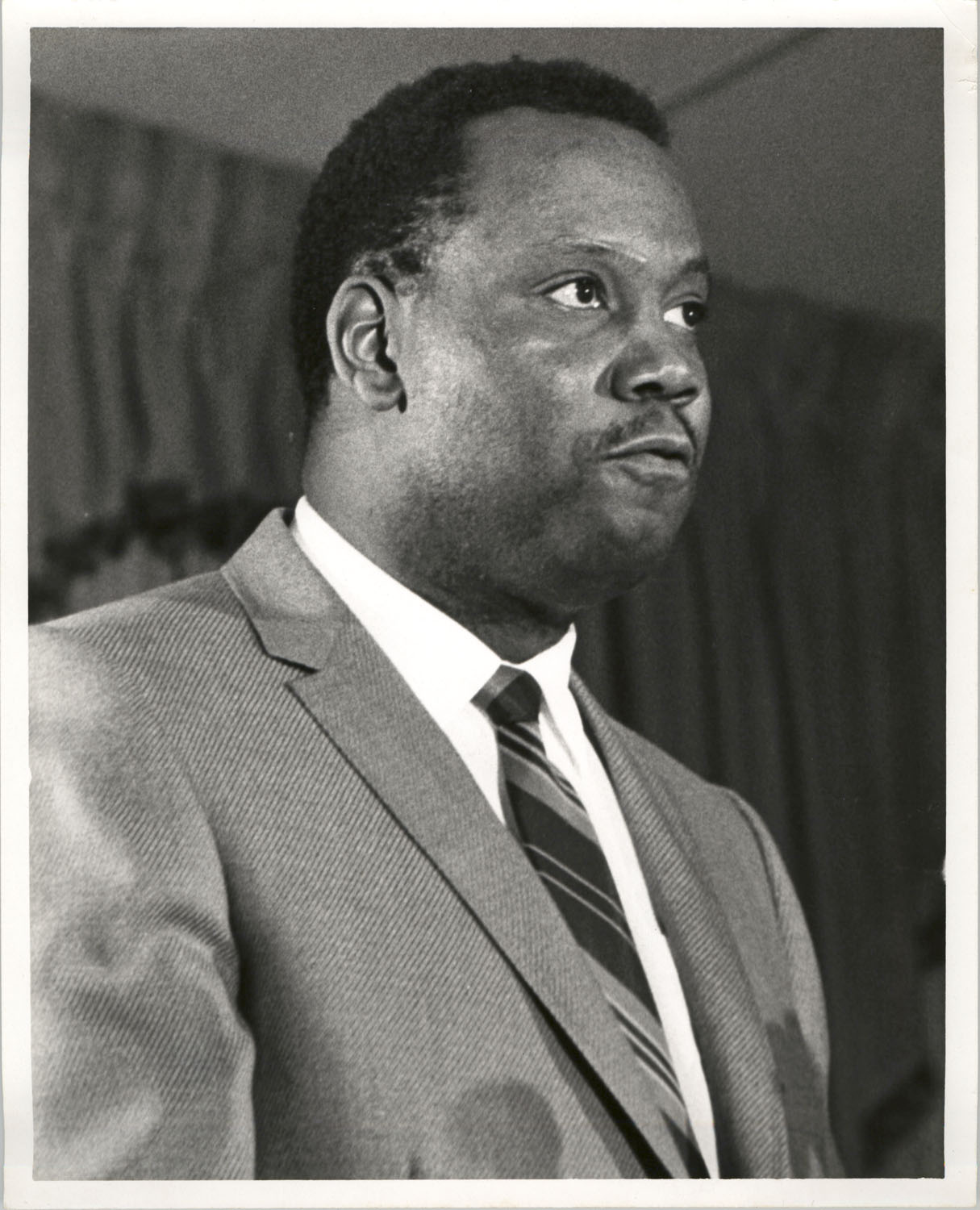 Southern Christian Leadership Conference Staff Worker, 1970