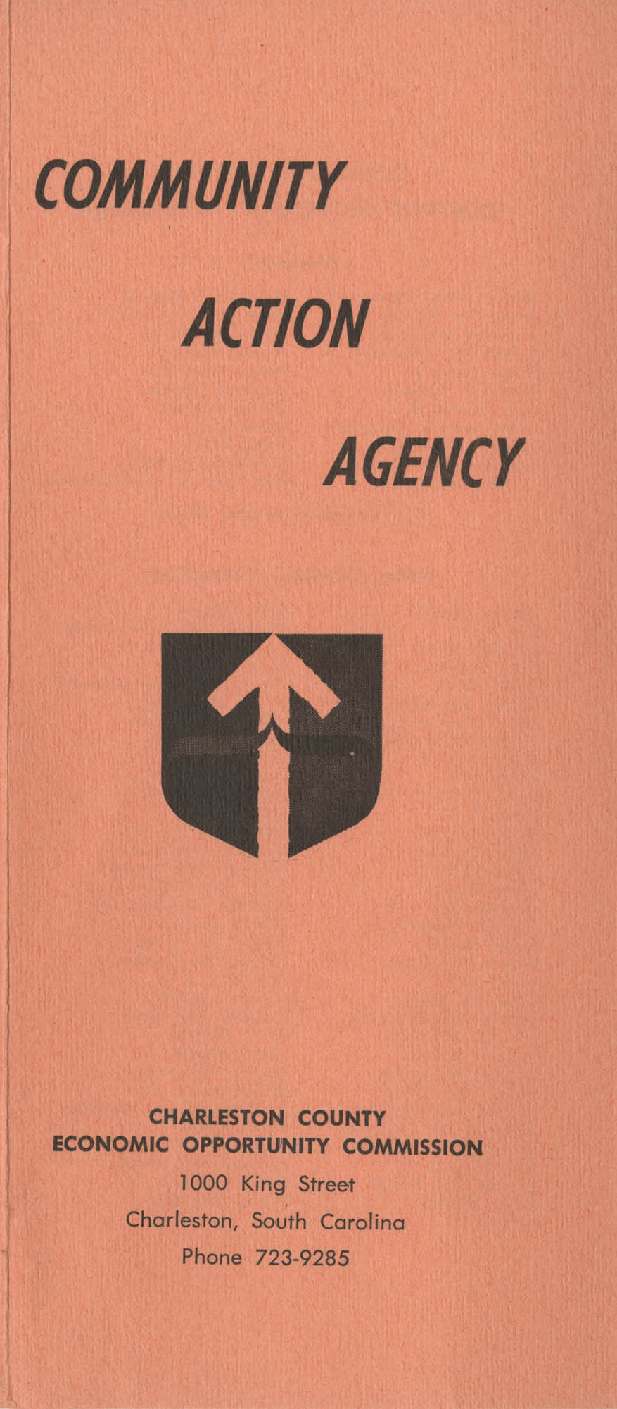 Community Action Agency Pamphlet