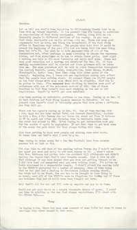 VISTA Monthly Report, November 1971