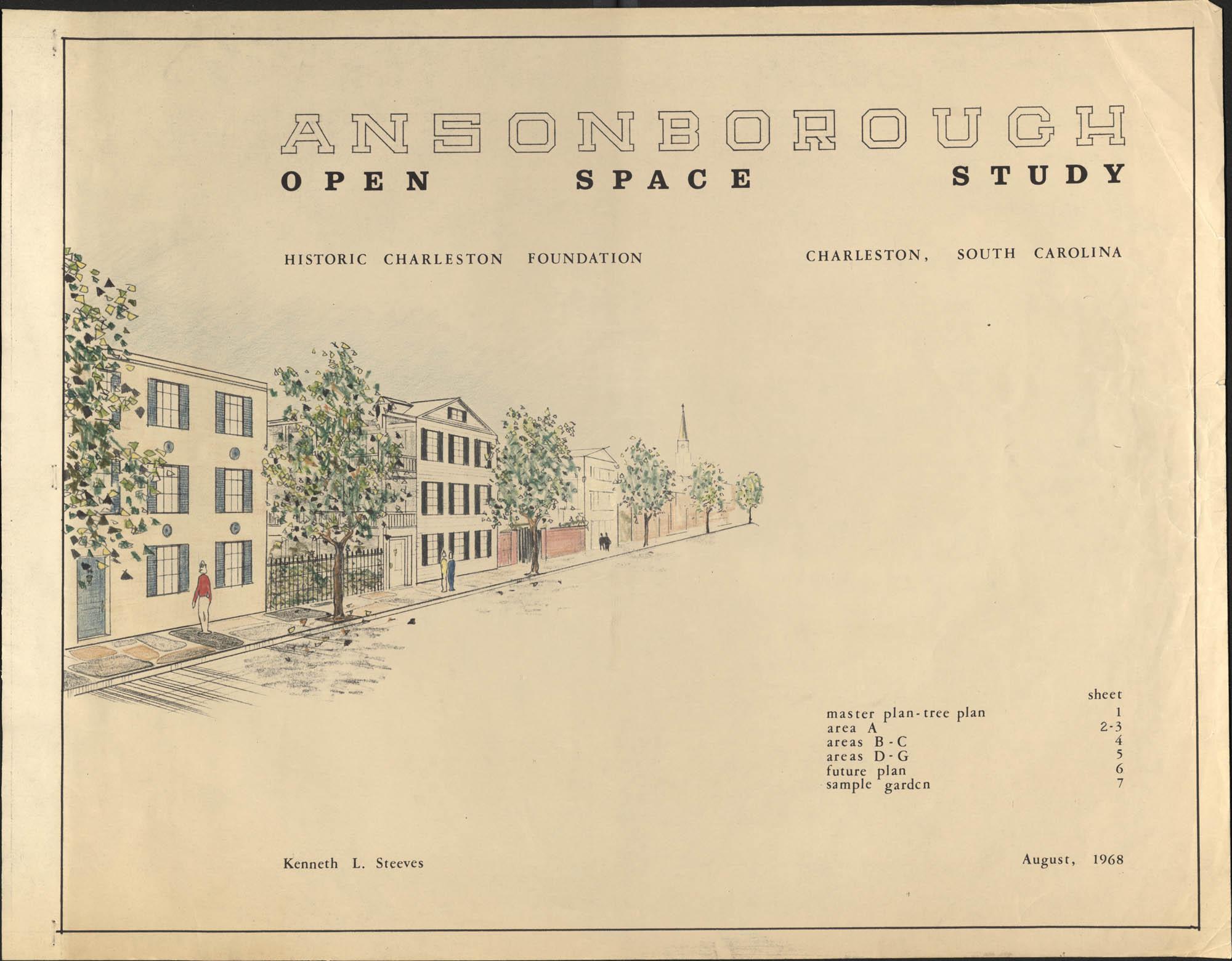 Ansonborough Open Space Study