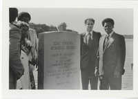 Esau Jenkins Memorial Bridge Ceremony