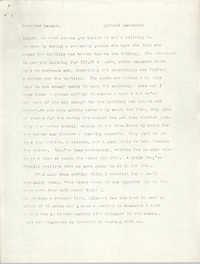 VISTA Progress Report, November 1971