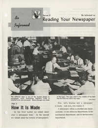 Be Informed, Reading Your Newspaper, Part 3
