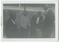 Four Men Outdoors, December 1961