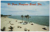 Postcard from Mae Troy to Bernice Robinson, June 28, 1967
