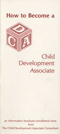 How to Become a Child Development Associate