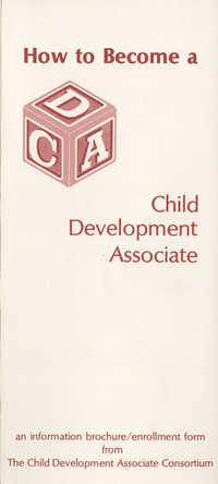 How to Become a Child Development Associate