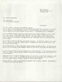 VISTA Progress Report, July 1971