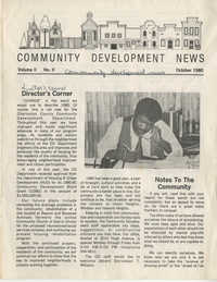 Community Development News, Volume II, Number II