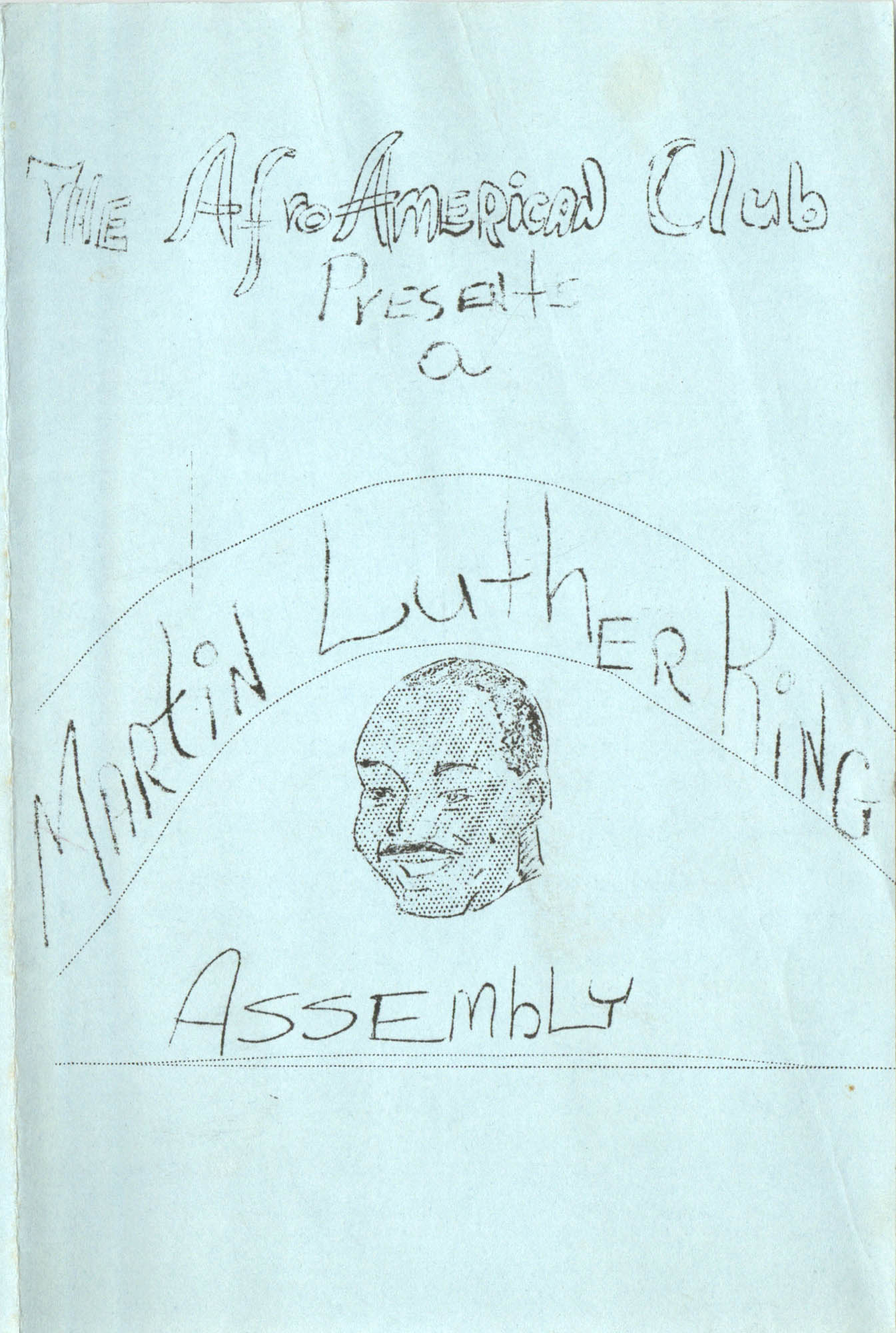 Martin Luther King Assembly