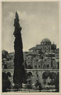 Jerusalem - The Synagogue