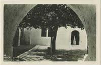 Meron / מירון, חצר בית הכנסת