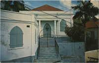 The Synagogue, St. Thomas, Virgin Islands
