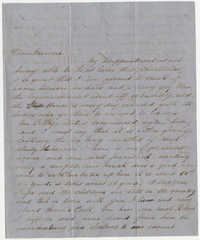 412.  Edward Barnwell to Catherine Osborn Barnwell -- December 7, 1851