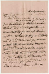 374.  Robert Woodward Barnwell to Edward H. Barnwell  -- July 23, 1858