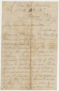 553.  Adelia to Mr. and Mrs. Allen -- December 10, 1873