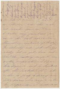 496.  Elizabeth Barnwell to Catherine Osborn Barnwell -- ca. 1871