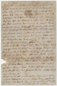 554.  Letter in German -- n.d.