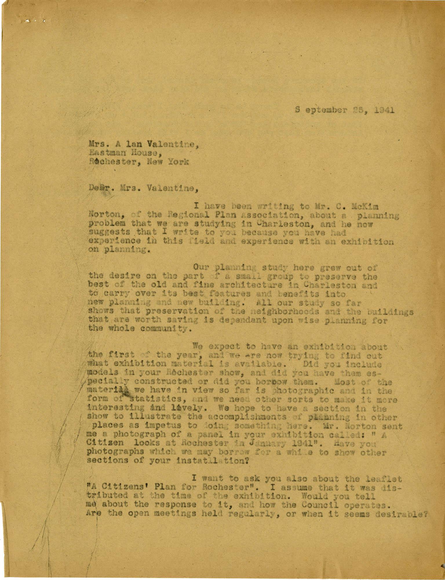 Folder 18: McCormack Letter 4