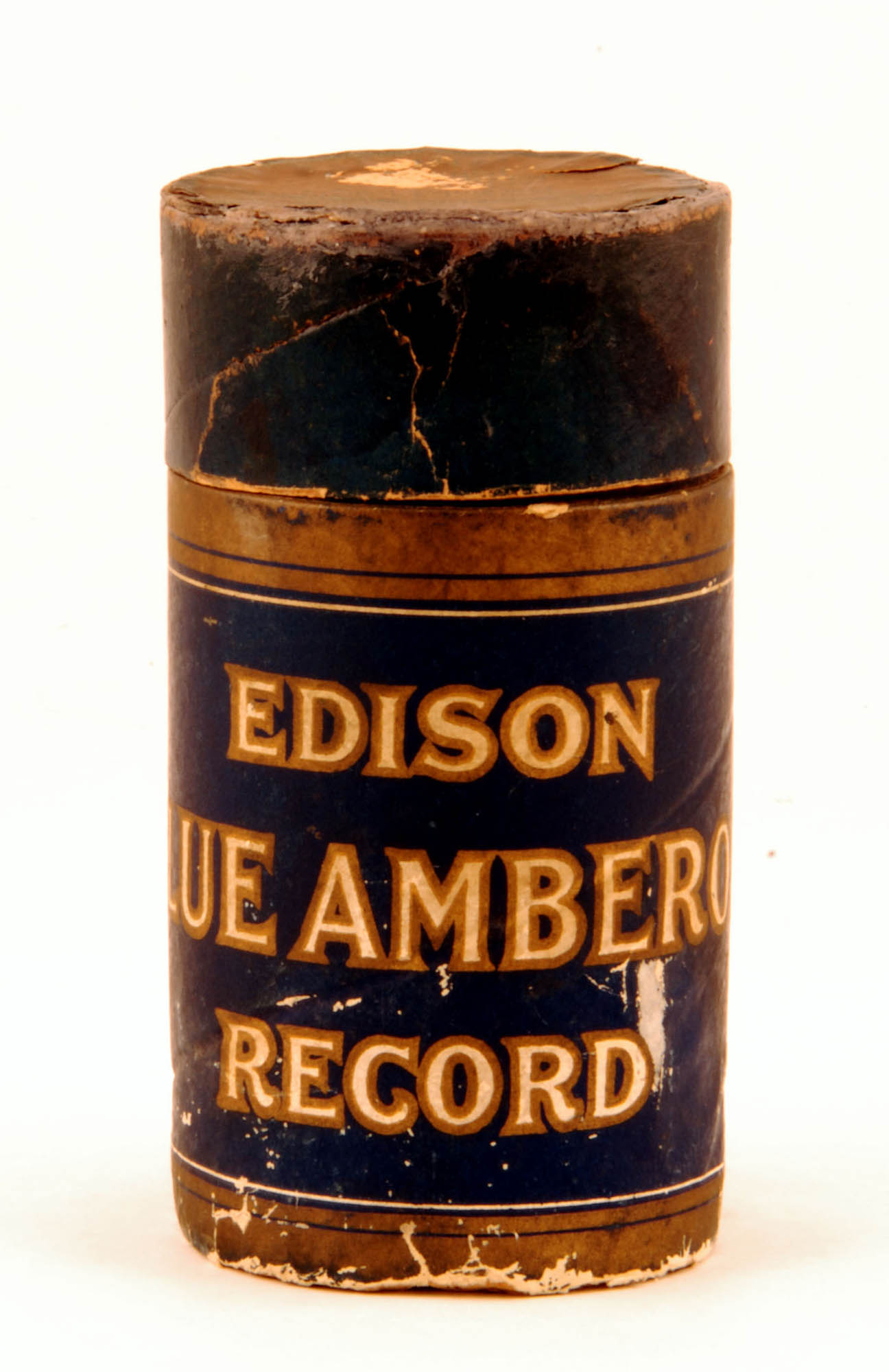 """Darkies' Dream"" and ""Darkies' Awakening"", Blue Amberol cylinder"
