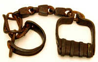 Leg shackles