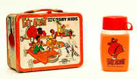 Fat Albert and the Cosby Kids lunchbox