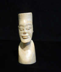Ivory ornamental head