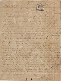 298. Francis Lynch to Bp Patrick Lynch -- August 24, 1863