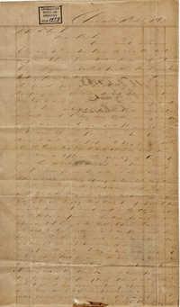 282. Francis Lynch to Bp Patrick Lynch -- July 11, 1863