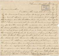 333. Anna Lynch to Bp Patrick Lynch -- December 27, 1863
