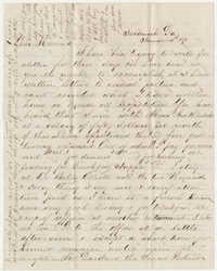 537.  Allard Belin Barnwell to Catherine Osborn Barnwell -- November 10, 1870