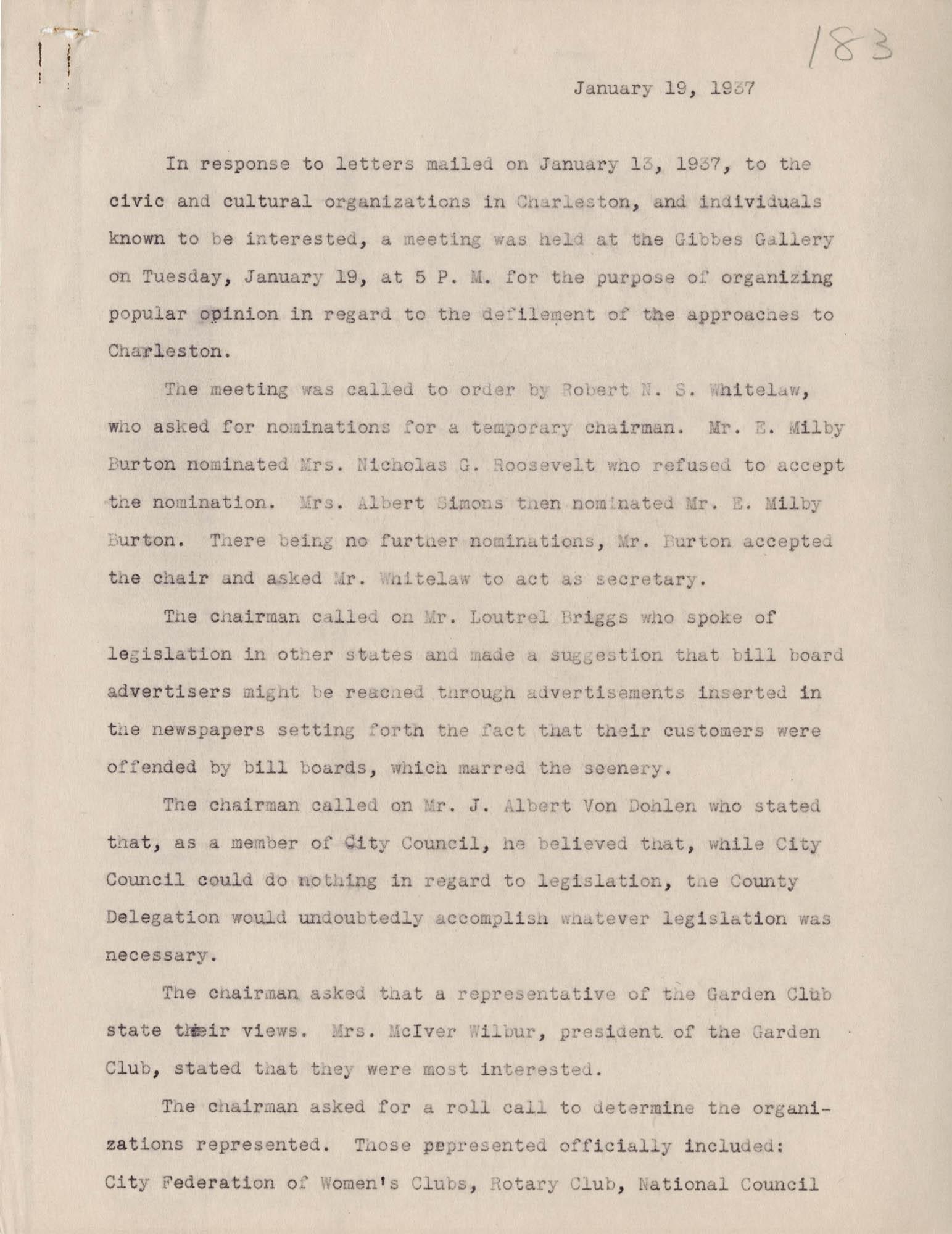 Folder 48: Whitelaw Letter 3