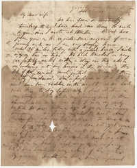 083.  William H. W. and Robert Barnwell to Catherine Barnwell -- September 4, 1845