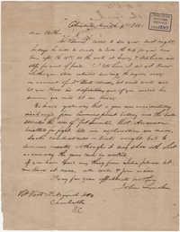 149. John Lynch to Bp Patrick Lynch -- March 9, 1861