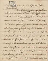 425. John Lynch to Bp Patrick Lynch -- September 2, 1866