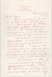 Letter from Maude T. Jenkins to Eugene C. Hunt, November 20, 1978