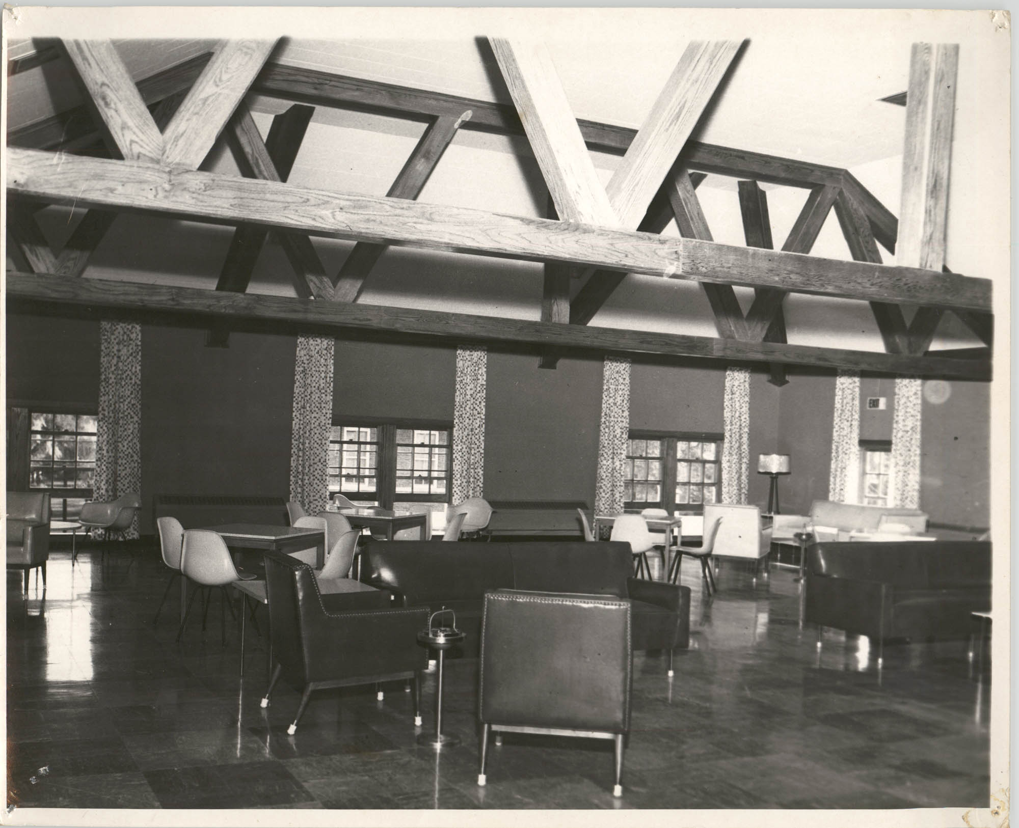 Photograph of a Room at Talladega College